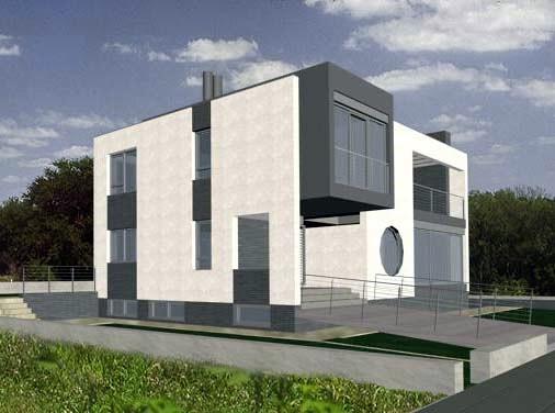 Foto vivienda unifamiliar en valladolid de f2 arquitectos - Arquitectos en valladolid ...