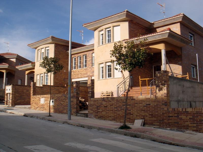 Foto viviendas pareadas en cabrerizos salamanca de - Casas prefabricadas salamanca ...
