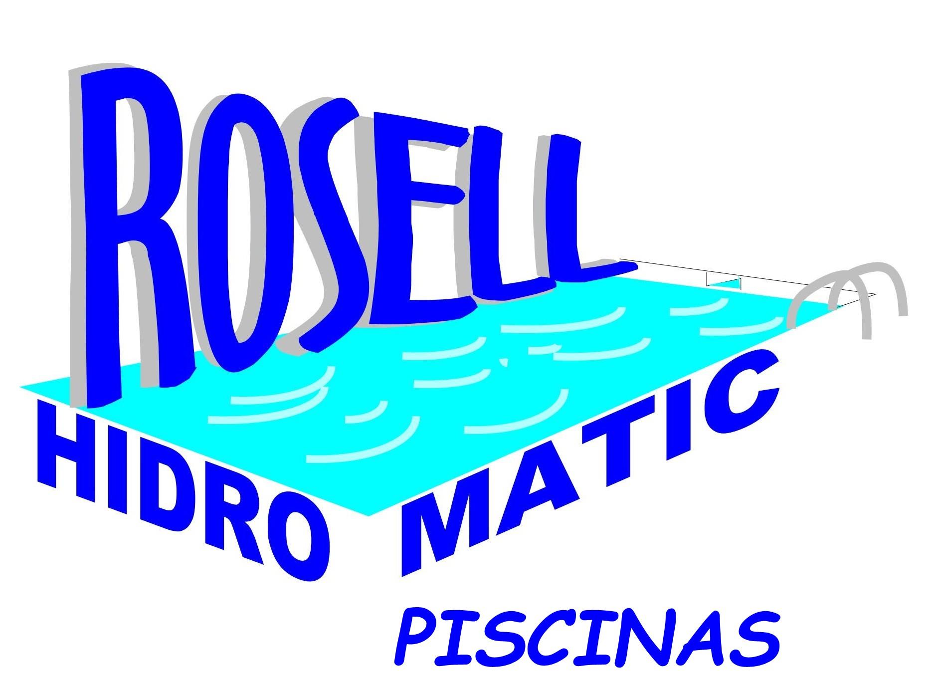 Piscinas Hidromatic Rosell