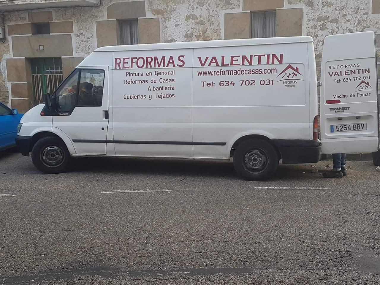 Reformas Valentin