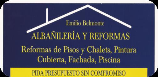Construcciones Y Reformas Emilio Belmonte