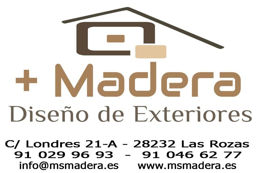 + Madera Diseño De Exteriores