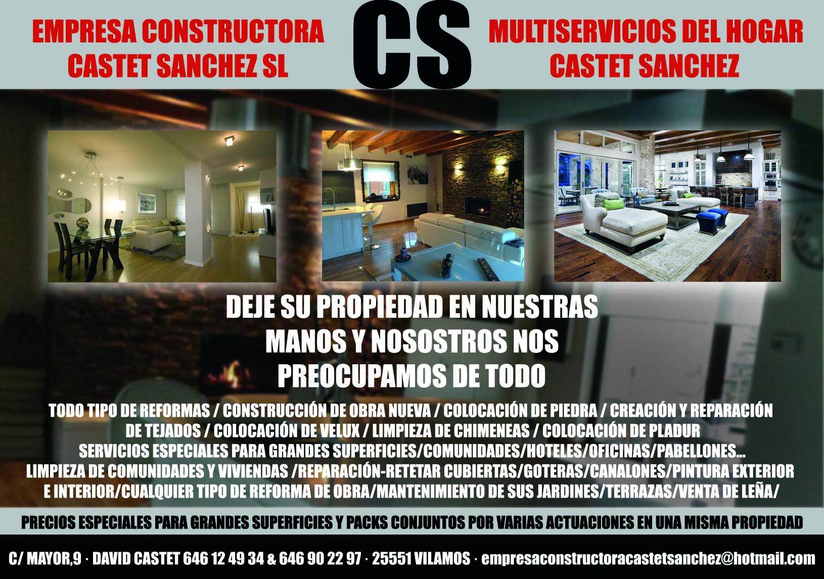 Empresa Constructora Castet Sanchez S.l