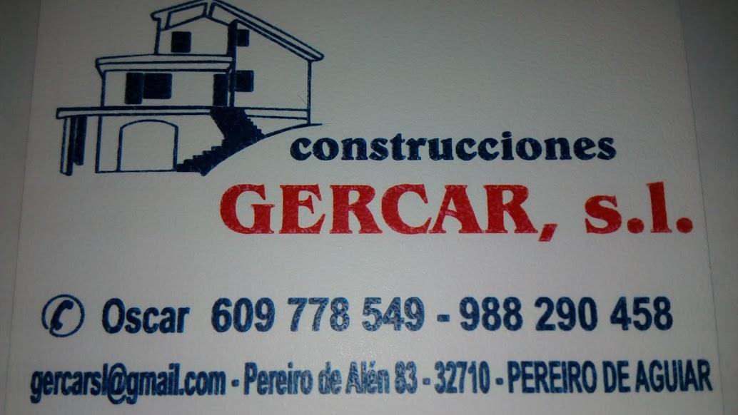Construcciones Gercar S.l