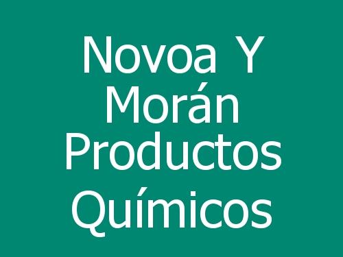 Novoa y Morán Productos Químicos