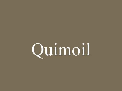 Quimoil