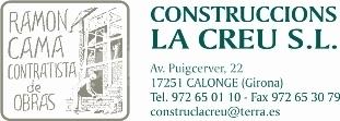 Construccions La Creu