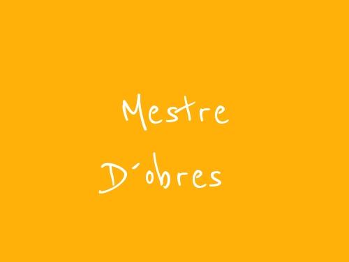 Mestre d´Obres
