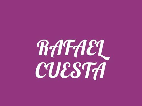 Rafael Cuesta