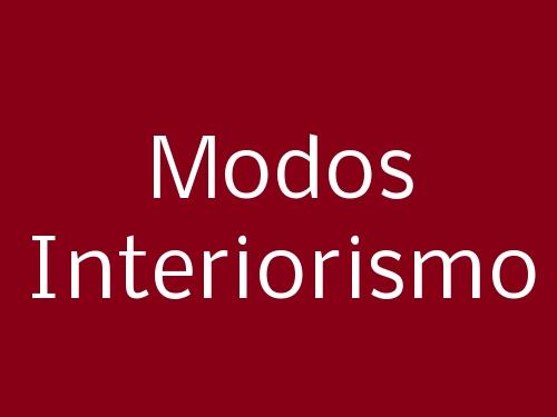 Modos Interiorismo