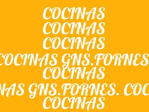 Cocinas Gns Fornes