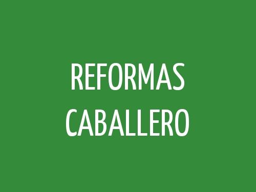 Reformas Caballero