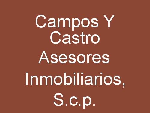 Campos y Castro Asesores Inmobiliarios, s.c.p.