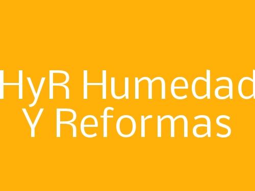 HyR Humedad y Reformas