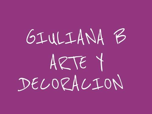 Giuliana B Arte y Decoración