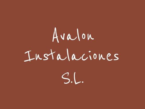 Avalon Instalaciones S.L.
