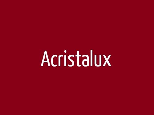 Acristalux