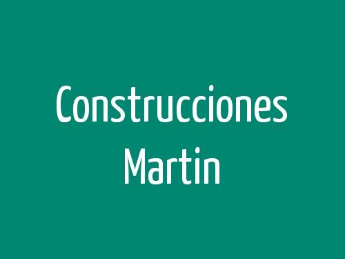 Construcciones Martín - Reformas y Rehabilitación