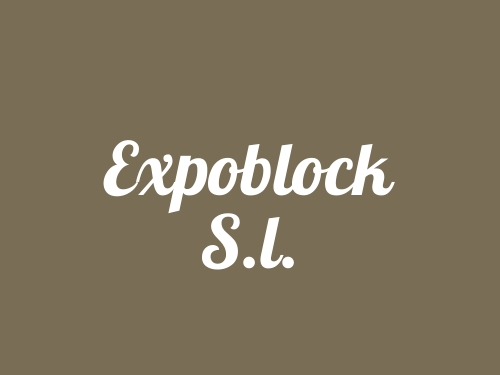 expoblock s.l.