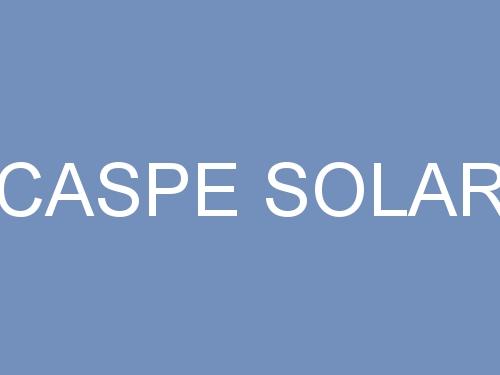 Caspe Solar
