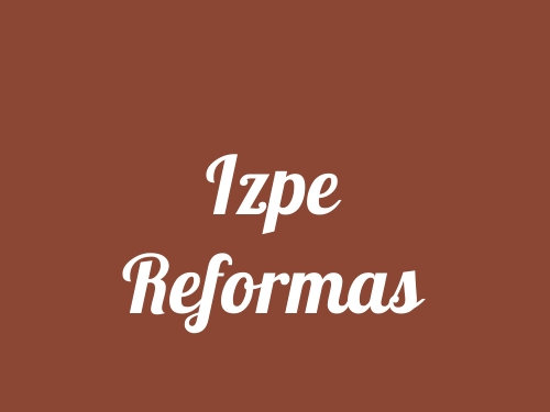 Izpe Reformas