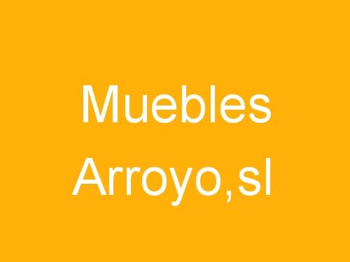 Muebles Arroyo,sl