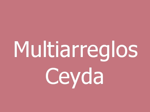 Multiarreglos Ceyda