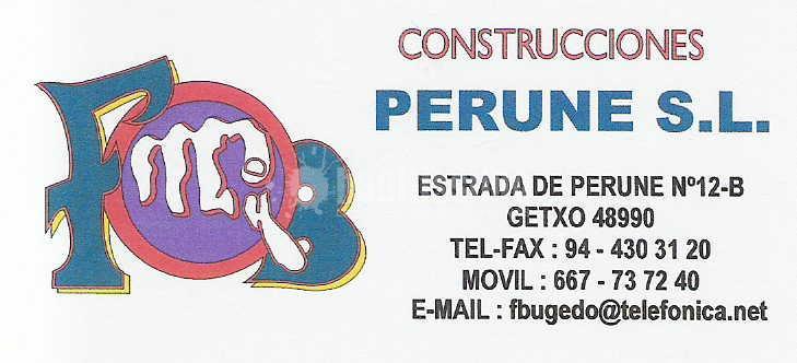 Construcciones Perune S.L.
