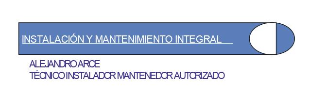 Instalaciones y Mantenimiento Integral Alejandro Arce
