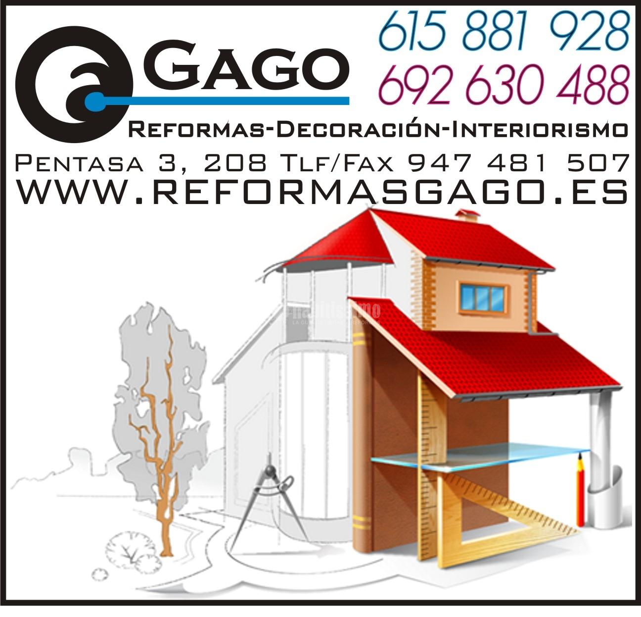 GAGO Reformas - Decoración - Interiorismo