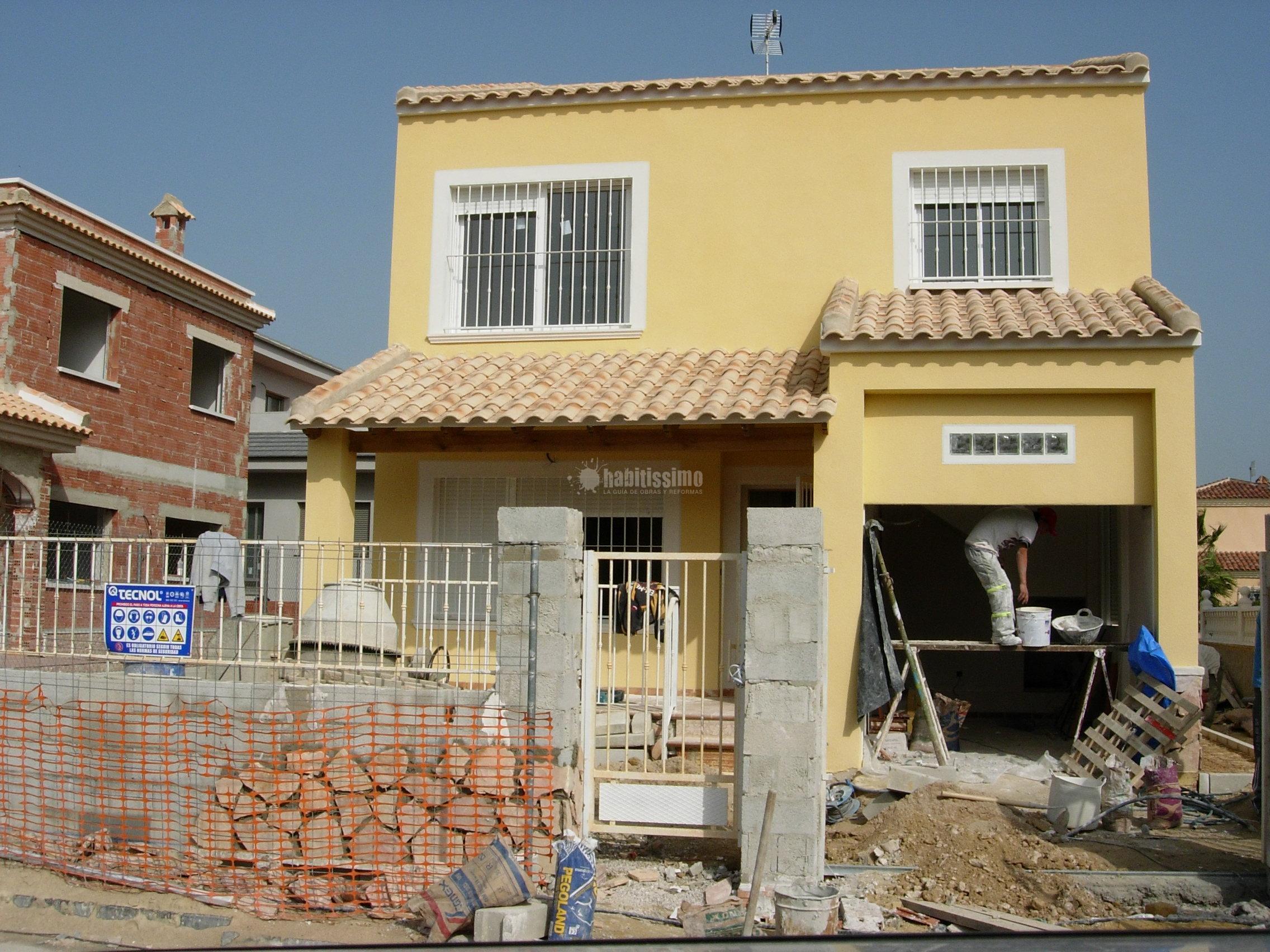 Construcciones Rauls House