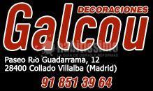 Decoraciones Galcou Collado Villalba