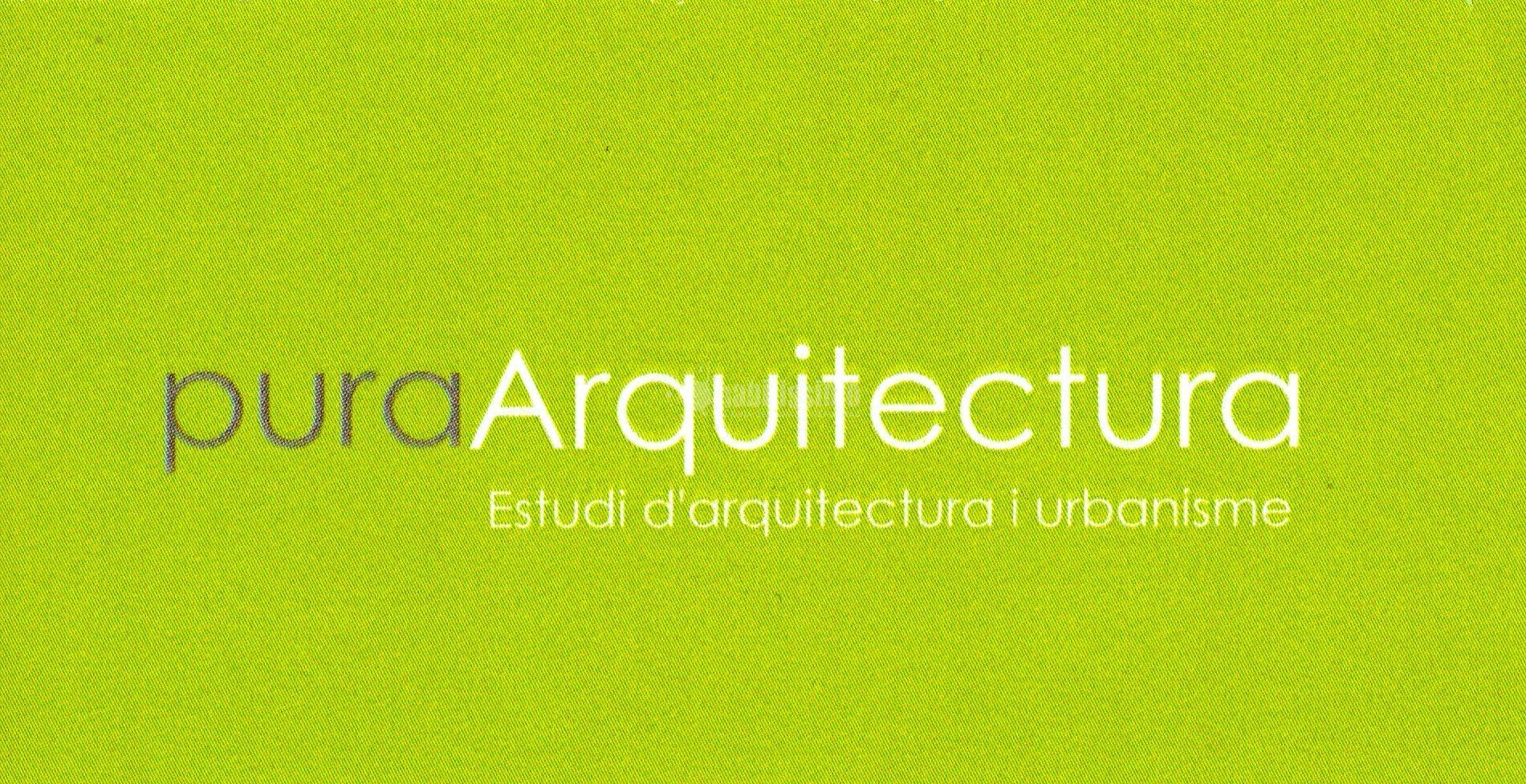 Pura Arquitectura