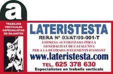 Desamiantados Lateristesta trabajos verticales