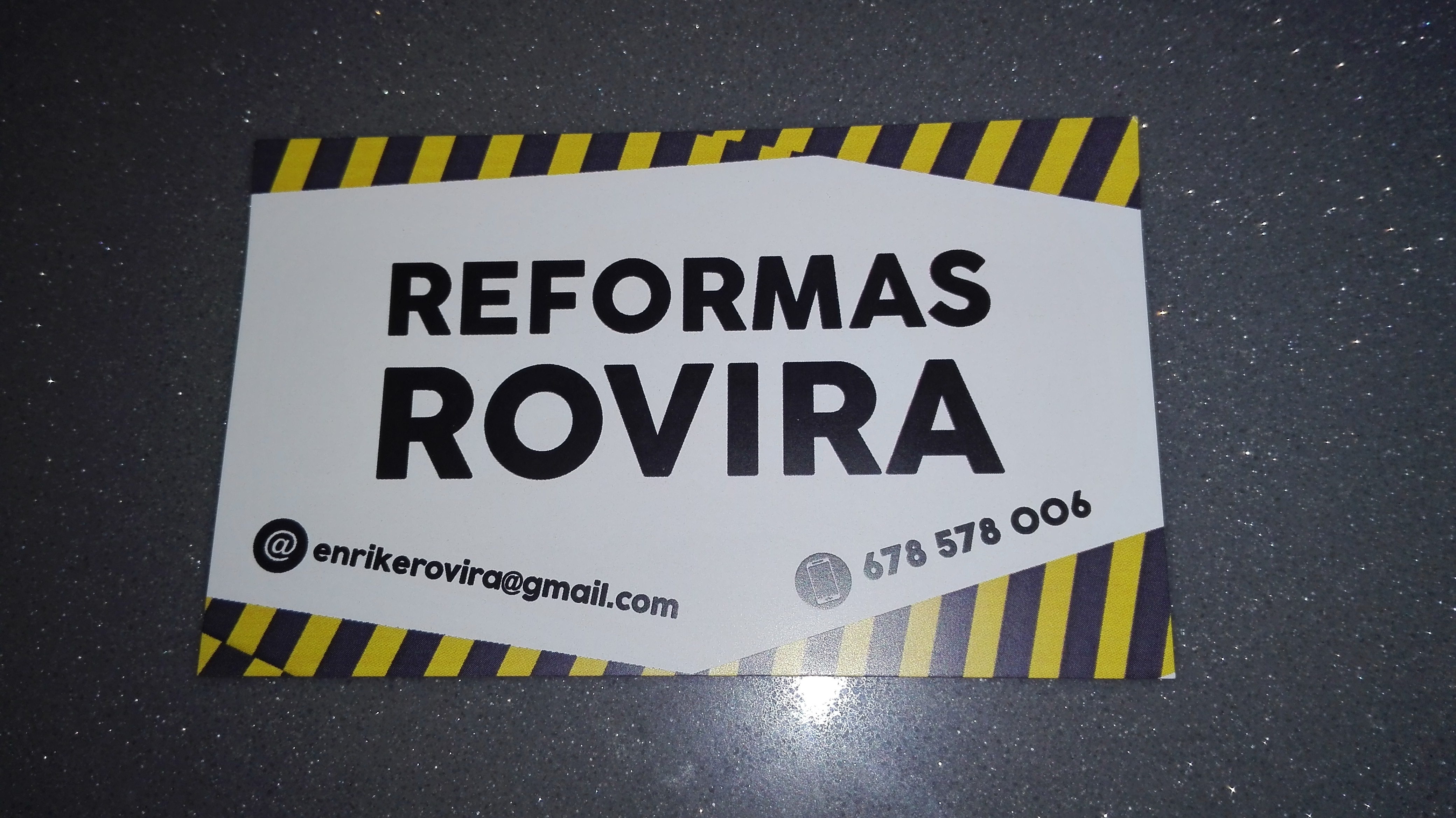 Reformas Rovira
