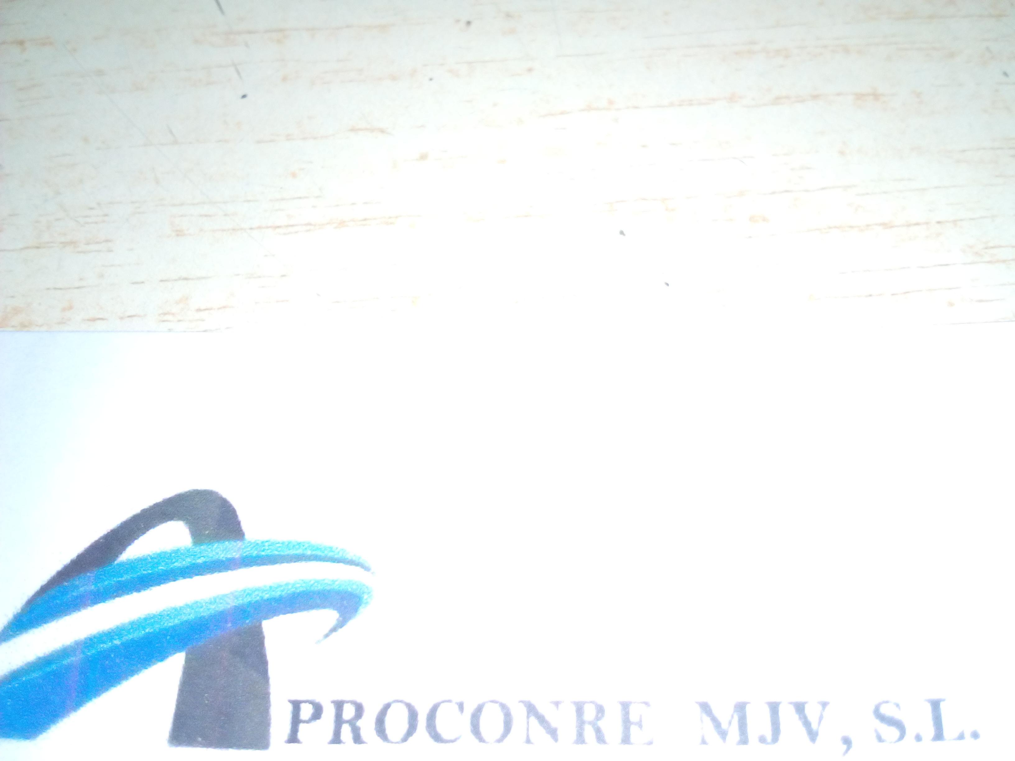 Proconre MJV S.L