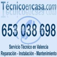 Servicio Técnico - Reparación de Electrodomésticos - Valencia y Alicante