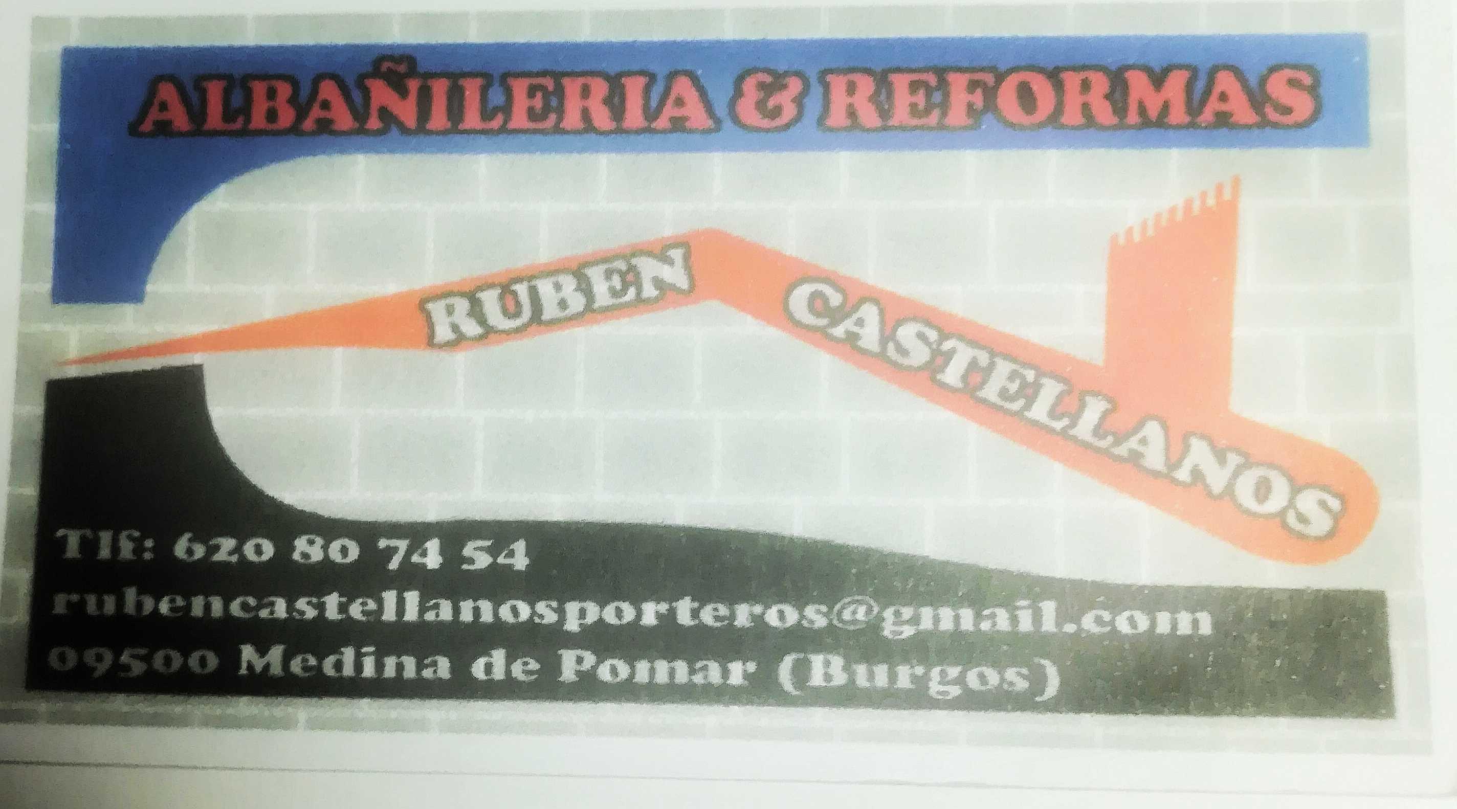 Ruben Castellanos Porteros