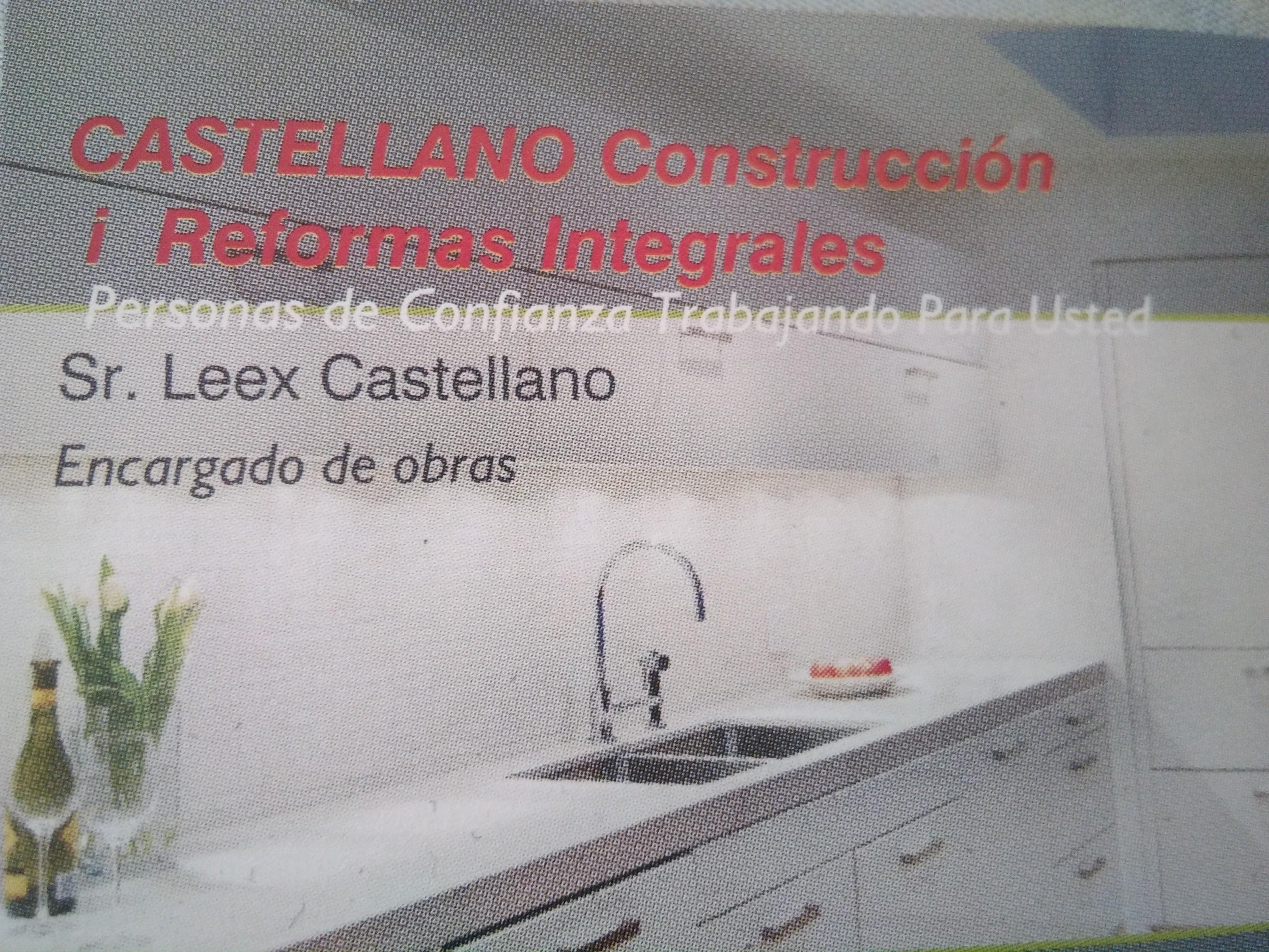 Castellano Construcciones Y Reformas