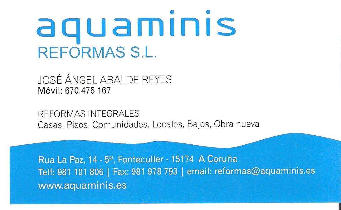 Aquaminis Reformas