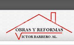 Obras y reformas Víctor Barbero Comarruga