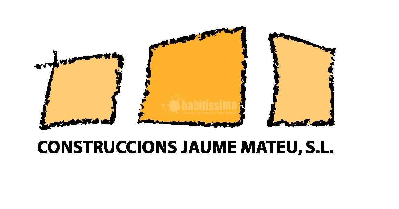CONSTRUCCIONS JAUME MATEU, SL