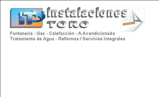 Instalaciones Toro