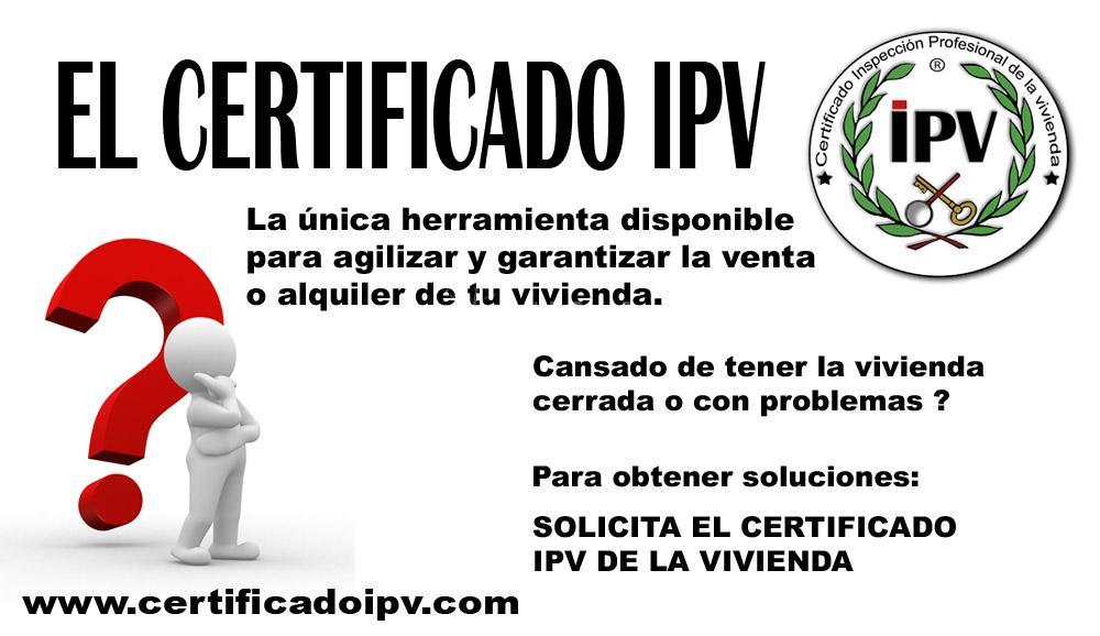 Inspecciones Profesionales de la vivienda  ( IPV) Málaga