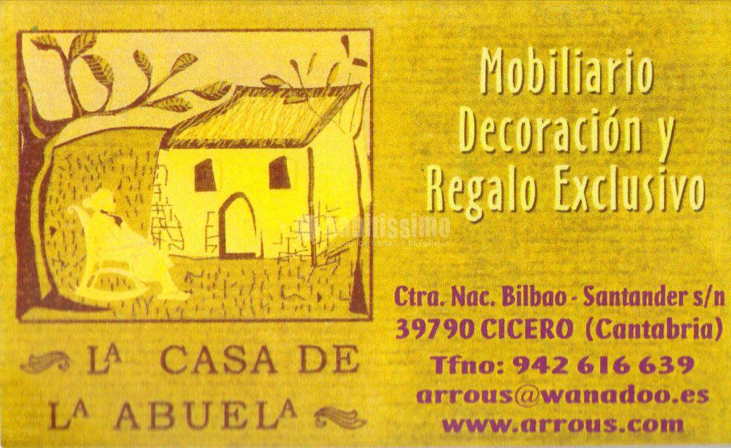 La Casa De La Abuela Decoración Cantabria