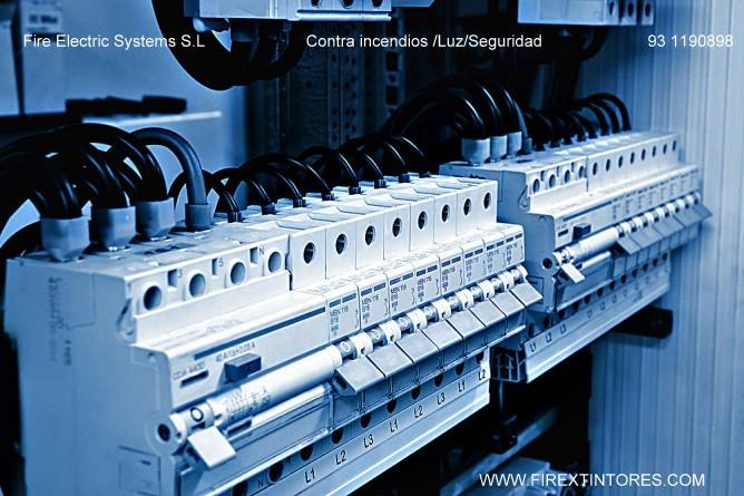 Fire & Electric Systems S.l