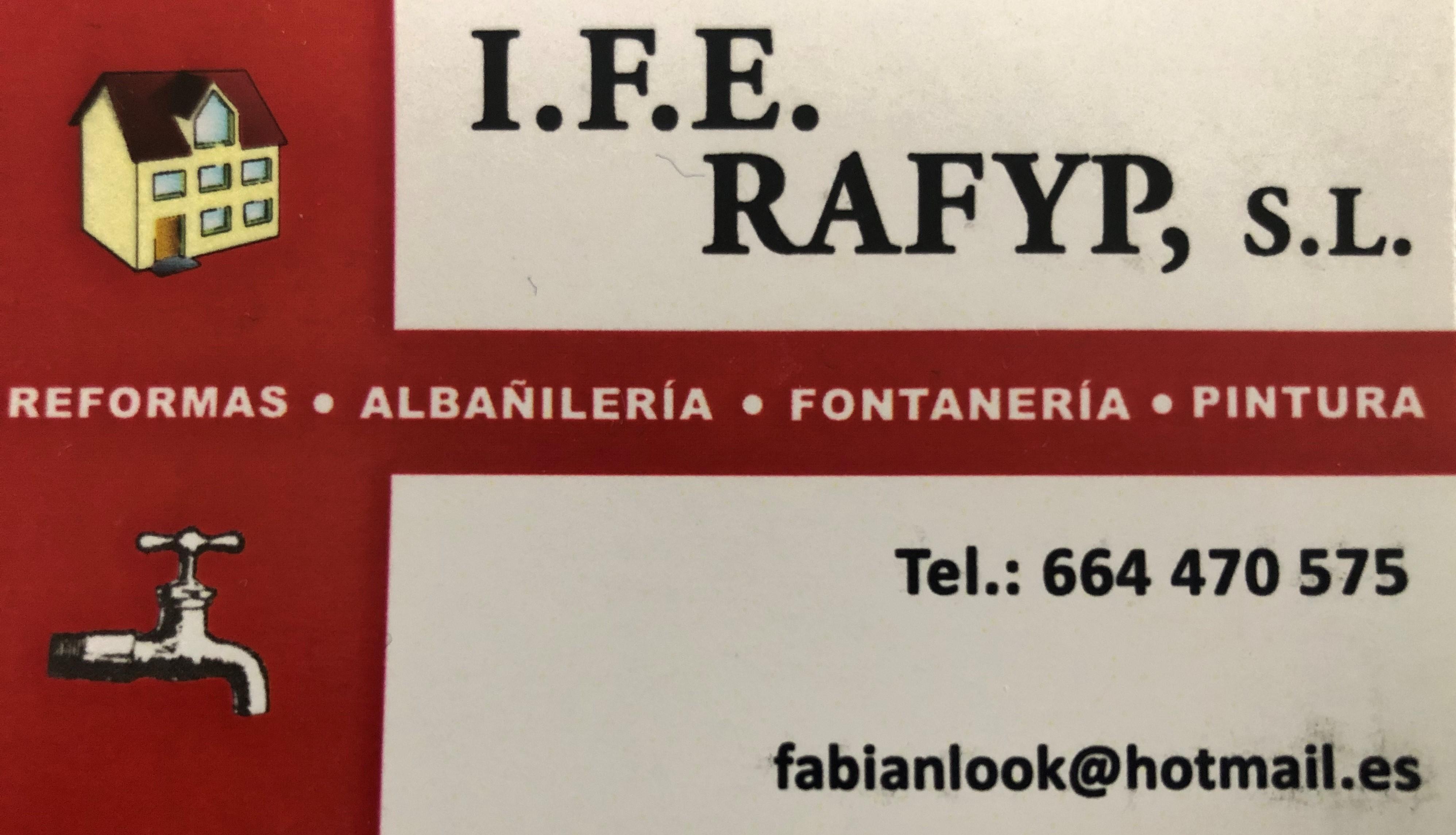 I.f.e. Rafyp