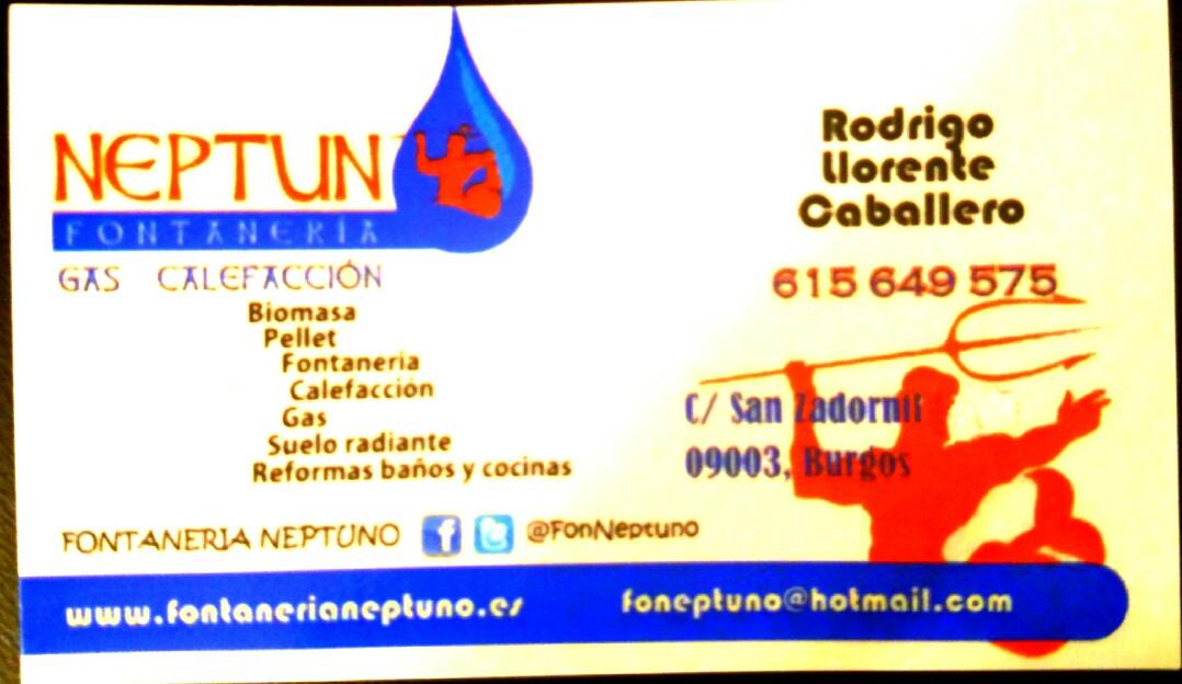 Fontaneria Neptuno