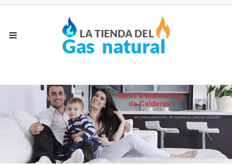 La Tienda De Gas Natural