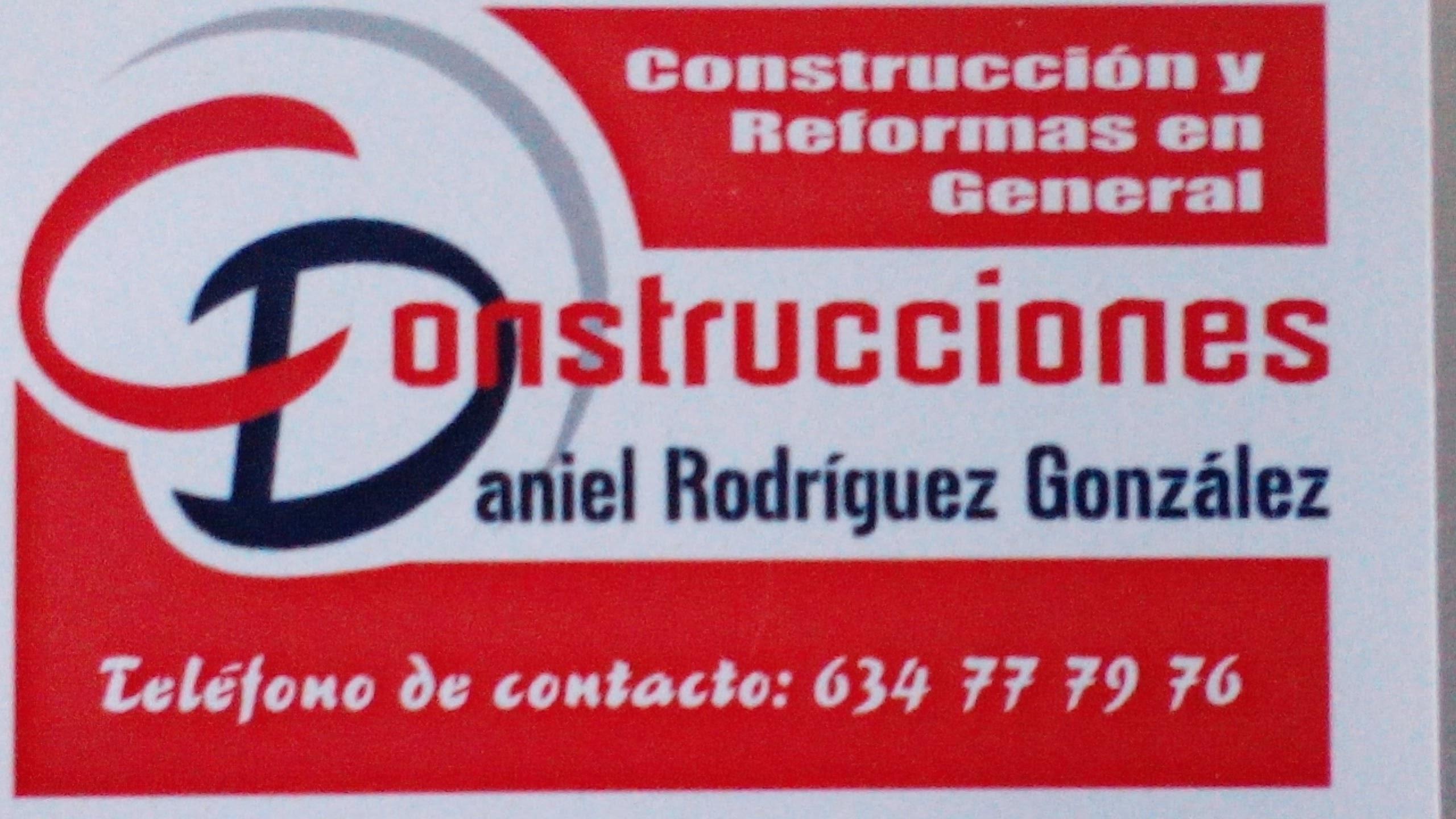 Construcciones Daniel Rodriguez Gonzalez